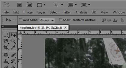 Mengenal jendela kerja Photoshop CS5 | PhotoshopdesaiN