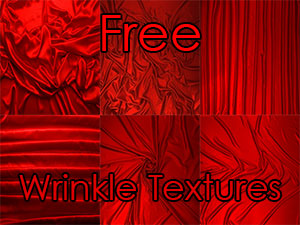 6 Wrinkle Textures