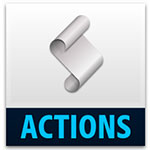 Actions-Icon